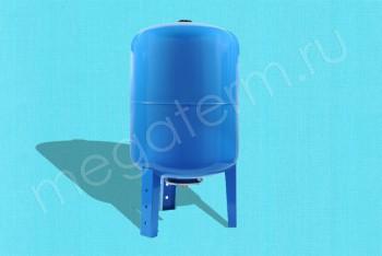 Гидроаккумулятор 100 л Верт. Нижнее Подключение (Unipump) - Производство и продажа полипропиленовых труб «МегаТерм»