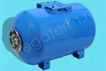 Гидроаккумулятор 100 л Гориз. (Unipump) - Производство и продажа полипропиленовых труб «МегаТерм»