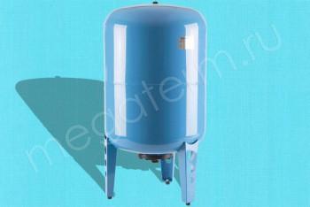 Гидроаккумулятор 100 л Верт. Пластик. Фланец (Джилекс) - Производство и продажа полипропиленовых труб «МегаТерм»