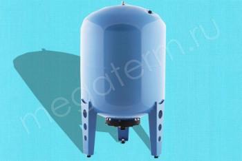 Гидроаккумулятор 200 л Верт. Пластик. Фланец (Джилекс) - Производство и продажа полипропиленовых труб «МегаТерм»