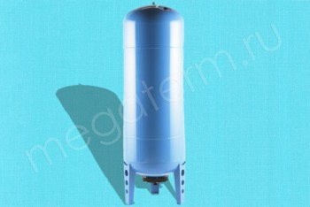 Гидроаккумулятор 400 л Верт. Пластик. Фланец (Джилекс) - Производство и продажа полипропиленовых труб «МегаТерм»
