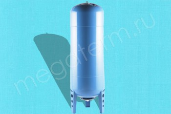 Гидроаккумулятор 500 л Верт. (Джилекс) - Производство и продажа полипропиленовых труб «МегаТерм»