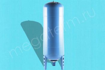 Гидроаккумулятор 400 л Верт. (Джилекс) - Производство и продажа полипропиленовых труб «МегаТерм»