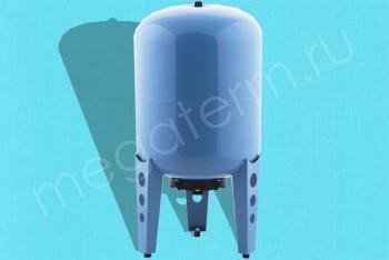 Гидроаккумулятор  50л Верт. Пластик. Фланец (Джилекс) - Производство и продажа полипропиленовых труб «МегаТерм»