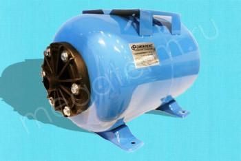 Гидроаккумулятор  14 л Гориз. Пластик. Фланец (Джилекс) - Производство и продажа полипропиленовых труб «МегаТерм»