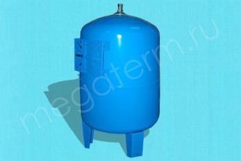 Гидроаккумулятор 100 л Верт. с площадкой - Производство и продажа полипропиленовых труб «МегаТерм»