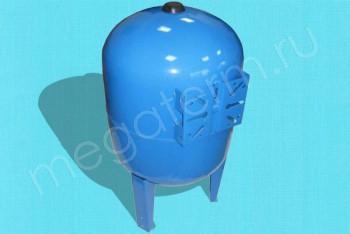 Гидроаккумулятор  50л Вертикальный с площадкой - Производство и продажа полипропиленовых труб «МегаТерм»