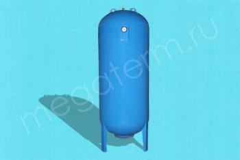 Гидроаккумулятор 500 л Верт. с Манометром (Unipump) - Производство и продажа полипропиленовых труб «МегаТерм»