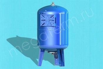 Гидроаккумулятор 200 л Верт. (Varem) - Производство и продажа полипропиленовых труб «МегаТерм»