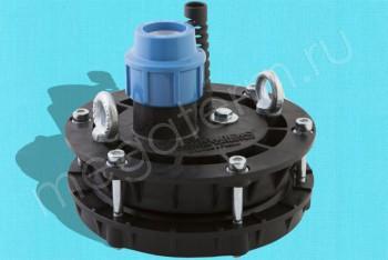 Оголовок Скважинный Пластик ОСП 110-130/32 (Джилекс) - Производство и продажа полипропиленовых труб «МегаТерм»