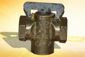 Кран Газовый Ду 20, 11Б34бк, Латунь - Производство и продажа полипропиленовых труб «МегаТерм»