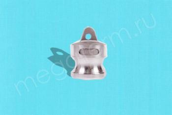 DР-100 Камлок Папа  25 мм - Заглушка. Алюминий - Производство и продажа полипропиленовых труб «МегаТерм»