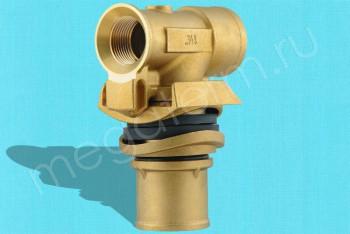 """Адаптер Скважинный 1.1/4"""" (Unipump) - Производство и продажа полипропиленовых труб «МегаТерм»"""