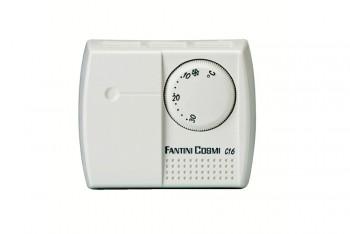 Термостат Комнатный (Fantini Cosmi) C16IL - Производство и продажа полипропиленовых труб «МегаТерм»