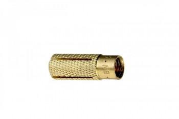 Анкер латунный М8*28 - Производство и продажа полипропиленовых труб «МегаТерм»