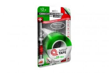 Лента самосклеивающая силиконовая зеленая (Junco TAPE) - Производство и продажа полипропиленовых труб «МегаТерм»