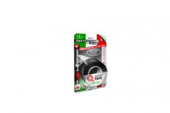 Лента самосклеивающая силиконовая черная (Junco TAPE) - Производство и продажа полипропиленовых труб «МегаТерм»