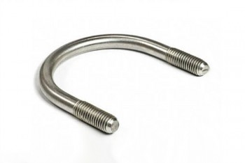 """U-образный болт без гайки (8""""),  М16 - Производство и продажа полипропиленовых труб «МегаТерм»"""
