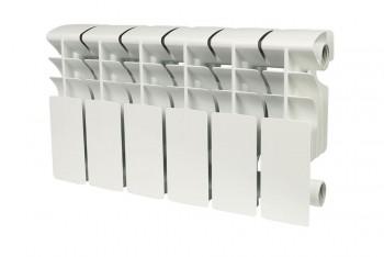 Радиатор алюм. 200/100 6 сек - Производство и продажа полипропиленовых труб «МегаТерм»