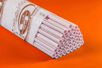 ППРС. Труба. PN25. FG (4м). D 20 армир. стекловолокном (Энергия) - Производство и продажа полипропиленовых труб «МегаТерм»