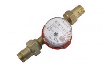 Счетчик Воды СВК15Г с обратным клапаном (Gerrida) - Производство и продажа полипропиленовых труб «МегаТерм»