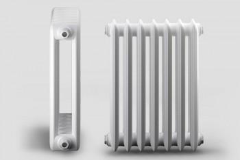 Радиатор Чугунный Urban U4-140.60.580/500-0,84 кВт  7 секций цвет белый (Н.Тагил) - Производство и продажа полипропиленовых труб «МегаТерм»