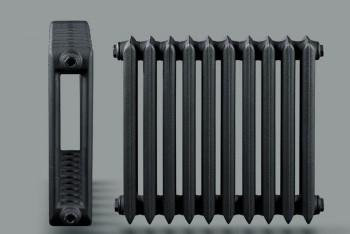 Радиатор Чугунный Urban U4-140.60.580/500-1,2 кВт 10 секций цвет графит (Н.Тагил) - Производство и продажа полипропиленовых труб «МегаТерм»