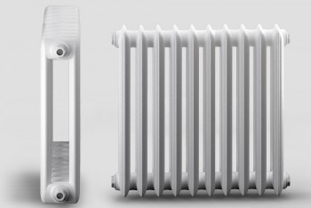 Радиатор Чугунный Urban U4-140.60.580/500-1,2 кВт 10 секций цвет белый (Н.Тагил) - Производство и продажа полипропиленовых труб «МегаТерм»
