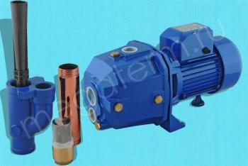 Поверхностный насос c внешним эжектором DP-750, (Unipump) - Производство и продажа полипропиленовых труб «МегаТерм»