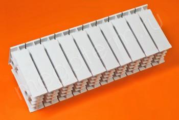 Радиатор Биметалл Напольный 150/120 10 секций Tenrad - Производство и продажа полипропиленовых труб «МегаТерм»