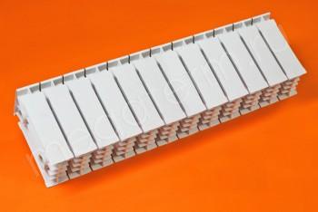 Радиатор Биметалл Напольный 150/120 12 секций Tenrad - Производство и продажа полипропиленовых труб «МегаТерм»