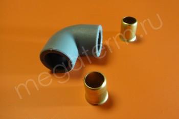 PERT Угольник D 16 - Производство и продажа полипропиленовых труб «МегаТерм»