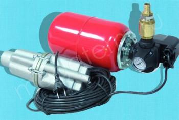 Станция Автомат. Водоснабж. Акваробот М  5-10 Н (Unipump) - Производство и продажа полипропиленовых труб «МегаТерм»