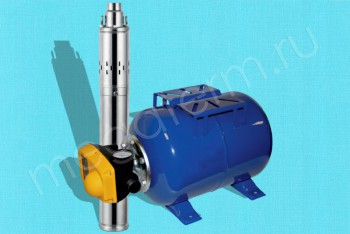 Станция Автомат. Водоснабж. Акваробот EcoVint 1-24 (Unipump) - Производство и продажа полипропиленовых труб «МегаТерм»
