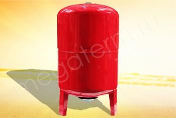 Расширительный бак 100 л Вертикальный (Unipump) - Производство и продажа полипропиленовых труб «МегаТерм»