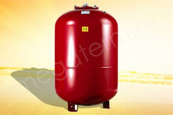 Расширительный бак 100 л Вертикальный (Varem) - Производство и продажа полипропиленовых труб «МегаТерм»