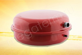 Расширительный бак  10 л F Плоский (Джилекс) - Производство и продажа полипропиленовых труб «МегаТерм»