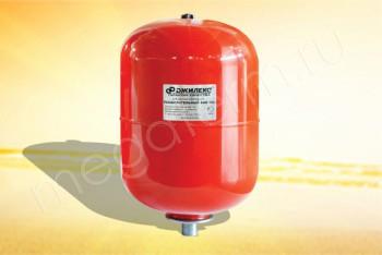 Расширительный Бак  10 л Вертикальный (Джилекс) - Производство и продажа полипропиленовых труб «МегаТерм»