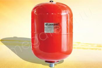 Расширительный Бак  18 л Вертикальный (Джилекс) - Производство и продажа полипропиленовых труб «МегаТерм»