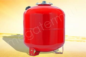Расширительный бак  35 л Вертикальный (Unipump) - Производство и продажа полипропиленовых труб «МегаТерм»