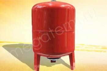 Расширительный бак  80 л Вертикальный (Unipump) - Производство и продажа полипропиленовых труб «МегаТерм»