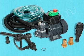 Насос для Дизельного Топлива BADT 40 S1 (Unipump) - Производство и продажа полипропиленовых труб «МегаТерм»