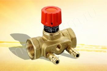 """003Z2135 Клапан Балансировочный USV-I-40 Ду40 (G 1.1/2"""") Ру16 Ручной (Danfoss) - Производство и продажа полипропиленовых труб «МегаТерм»"""