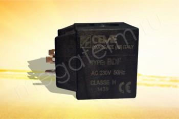 Катушка для соленоидного клапана 220В С.Е.М.Е. - Производство и продажа полипропиленовых труб «МегаТерм»