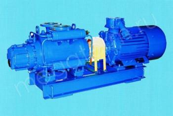 Насос 1ЦНС (Г) 38-176 с Двигателем 37/3000 (Ливны) - Производство и продажа полипропиленовых труб «МегаТерм»