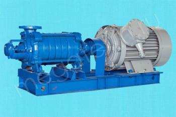 Насос 1ЦНС (Г) 60-198 с Двигателем 55/3000 (Ливны) - Производство и продажа полипропиленовых труб «МегаТерм»