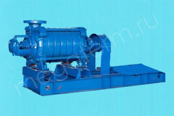 Насос ЦНС (Г)  60-165 без Двигателя на Раме (Пинск) - Производство и продажа полипропиленовых труб «МегаТерм»