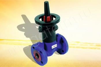 751512 Балансировочный Клапан Фланцевый Ду 65 (Comap) - Производство и продажа полипропиленовых труб «МегаТерм»