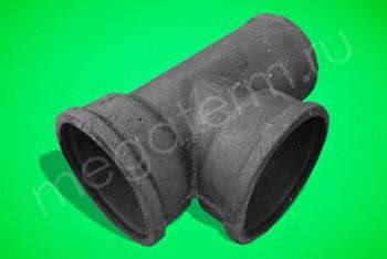Канализация Тройник 100 -100 х 90*, ЧК - Производство и продажа полипропиленовых труб «МегаТерм»