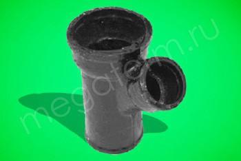 Канализация Тройник 150 -100 х 45*, ЧК - Производство и продажа полипропиленовых труб «МегаТерм»